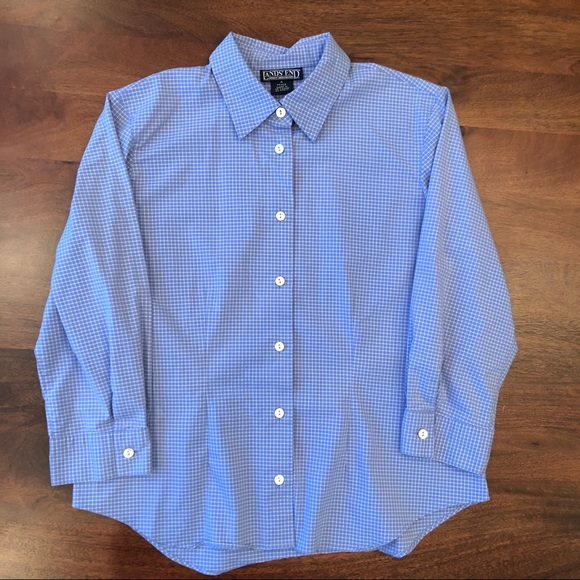 Classic - Check mid sleeve button down